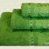 Комплект махровый из трех арт. 860 (оливковый)