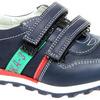 Туфли для мальчиков СКАЗКА R175212731 т/син