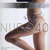 Omsa Nudo 40 V.B.  размер 4 Nero, размер 3 Daino