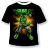 Подростковая футболка Халк №722