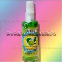 Лосьон для укрепления волос с маслом лайма и бергамота