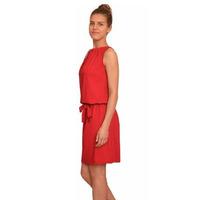 1251 Платье Светло-бордовый