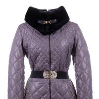 Пальто женское плащевка РО 0019