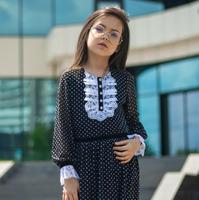 """Школьное платье для девочки """"SH-73"""""""