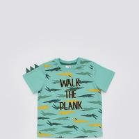 Сорочка верхняя детская для мальчиков Mink голубой [0514103002#4-1]