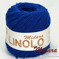 """Пряжа Мидара """"Линоло"""" - цвет 510, цена за моток , в наличии 1 шт"""