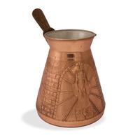 Кофеварка медная (турка) Модель: «ИДЕАЛЬНАЯ ЖЕНА»