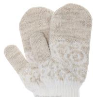 Морозко 2с229-2 варежки женские (бежевый)