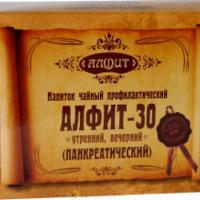 """Фитосбор """"Алфит-30"""" Панкреатический (при заболеваниях поджелудочной железы)"""