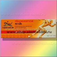 Тигровый крем анальгетик для быстрого снятия боли