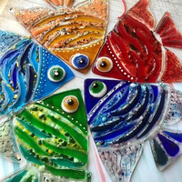 Сувенир «Полосатая рыбка»