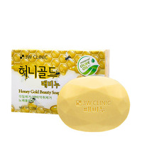 3W CLINIC Мыло кусковое МЕД Honey Gold Beauty Soap, 120 гр