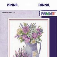 """Набор для вышивания """"PANNA"""" C-7125 """"Цветы Прованса"""" C-7125 """"Цветы Прованса"""""""