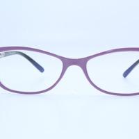 Готовые очки FABIA MONTI 819 ФИОЛ. 54-16-142 АНТИБЛИК