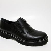R4072 Туфли жен черн нат кож нат кож 36-40