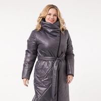 Мия, пальто демисезон/зима (утеплитель 150), размер 50-66