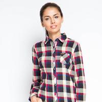 15123 Блузка длинный рукав (Рубашка), размер 42