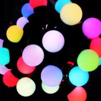 Уличная светодиодная гирлянда ШАРИКИ 80 LED