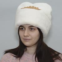 Стэлла (экомех) шапочка