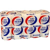 Miyoshi Maruseru Soap Мыло для точечного застирывания стойких загрязнений, 5х140 гр