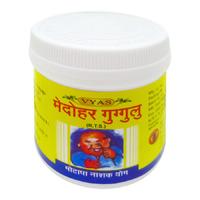 Медохар гуггулу (Medohar guggulu) для похудения Vyas | Вяс 100таб