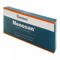 Меносан (Menosan) для облегчения климакса Himalaya   Хималая 60 таб