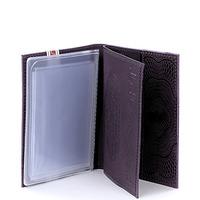 Обложка для документов Barez passport purple #73680