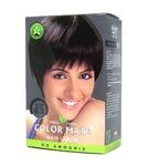 Краска для волос COLOR MATE Heir Color (тон 9.1, черный)