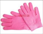 Гелевые перчатки SilkyHand Spa