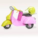 Скутер для куклы 46 см  Our Generation
