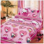 КПБ детский Бантики (1,5-спальный, Ясли)