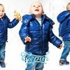 Детская дутая куртка