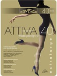 Колготки Omsa Attiva 40 XXL