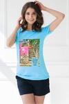 Комплект (футболка+шорты), Арт 0552