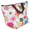 Waterproof Picnic Insulated Fashion Lunch Cooler Tote Bag Travel Zipper Organizer Box
