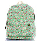 Рюкзак из плотного хлопкового текстиля--6007