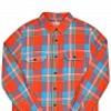 Рубашка мужская Vans фланель клетка (S  XL)