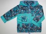 4114 Куртка для мальчиков на флисе