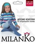 ДЕТСКИЕ КОЛГОТКИ ИЗ НАТУРАЛЬНОГО ХЛОПКА MilanKo