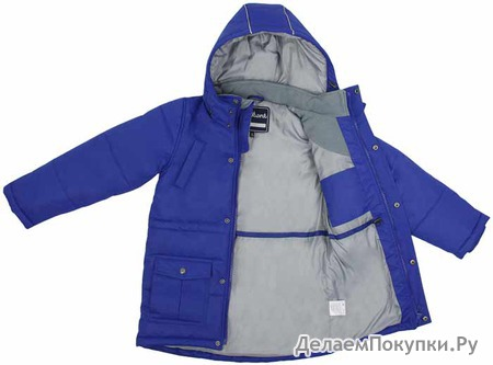 Зимняя куртка парка для мальчика 15219