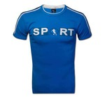 Спортивная футболка-стрейч (T-5109)
