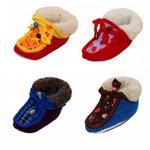 Ботинки утепленные ясельные (бабуши)