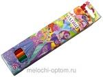 """Карандаши цветные """"Josef Otten"""" 6 цветов """"Принцессы"""""""