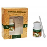 Заменитель сахара Экстракт стевии с инулином (с мерной ложечкой)