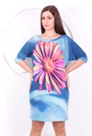 Платье 2502(3) р-ры 50-54