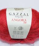 ANGORA FINE (GAZZAL), 15% Кид мохер; 52% Полиакрил; 33% Австрал. шерсть, 50гр. - 375м