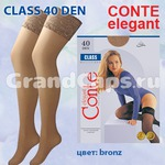 Class 40 den Conte elegant (чулки женские) 8С-91 СП
