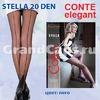 Fantasy Stella 20 den nero Conte elegant (колготки женские) 8С-173 СП
