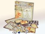 Настольная игра: Загадка Леонардо. Подарочный набор