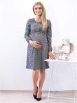 Платье для будущих мамочек П-967.ЧК